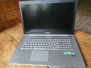 ASUS Notebook N750JV