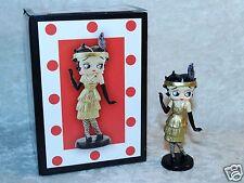 Betty Boop 40's Betty Mini Figurine Flapper Dress Westland Giftware 24073 Resin