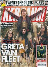 Kerrang ! - 13/10/18 - Greta Van Fleet - Twenty One Pilots