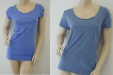 Women's Crew Neck Casual Petite Tops & Shirts