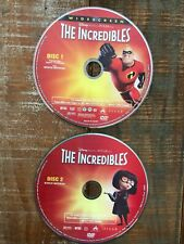 New listing The Incredibles (Full Screen Two-Disc Collector's Edition) - Dvd