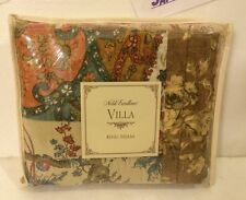 NOBLE EXCELLENCE VILLA! CATARINA! QUILTED KING SHAM ! #58909 20 in x 36 in NEW!