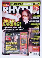 Rhythm Magazine & CD: June 2005, Radiohead, The Streets, Ralph Salmins..Etc.
