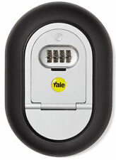 Yale Key Safe - weather resistant security combo lock for your keys Y500/187/1