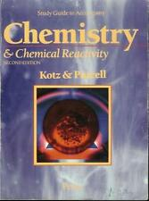 Study Guide to accompany Chemistry and Chemical Re
