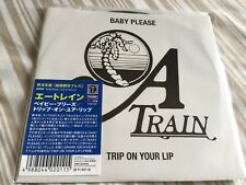 "A Train Baby Please / Trip On Your Lip 7"" Vinyl Japan NEW Unplayed Funk Soul"