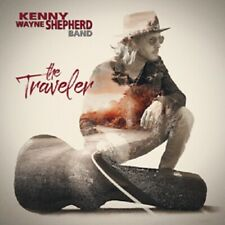 KENNY WAYNE SHEPHERD THE TRAVELER NEW SEALED VINYL LP IN STOCK