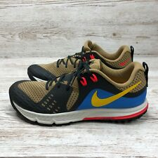 NIKE AIR ZOOM WILDHORSE 5 TRAIL RUN  size UK 10.5 EUR 45.5 US 11.5 AQ2222 200
