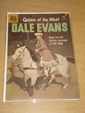 QUEEN OF THE WEST DALE EVANS #16 FN (6.0) DELL COMICS SEPTEMBER 1957