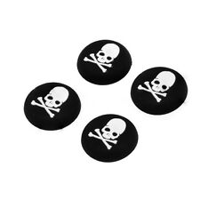 Skull Joystick Thumbstick Caps Replacement For PS3 PS4 XBOX ONE Controller Cool