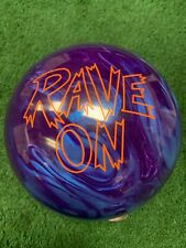 Radical Rave On Bowling Ball 16 lb