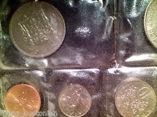 JAMAICA 1969 MINT SET (6 COINS) ORIGINAL PACKAGING!