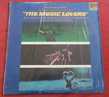 MUSIC LOVERS ORIG LP UK  BOF OST KEN RUSSELL  ANDRE PREVIN