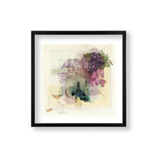 Art for the Home Wine O'Clock Framed Print