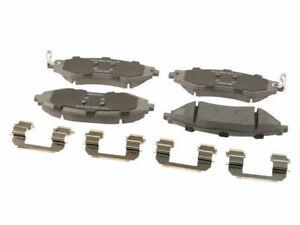 Front AC Delco Brake Pad Set fits Pontiac G3 2009-2010 62PWMK