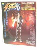 KING OF FIGHTERS 96 Round 1 Graphical Manual Guide Neo Geo Book SI*