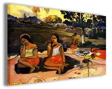 Quadri famosi Paul Gauguin vol I Stampa su tela arredo moderno arte design