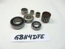 Bosch GBH 4 DFE Kugellagersatz für Rotor und Getriebe + Nadelhülsen + Nadellager