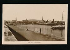 Posted Inter-War (1918-39) Real Photographic (RP) Collectable Irish Postcards