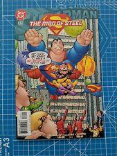 Superman The Man Of Steel #132 (Jan 2003, Marvel)