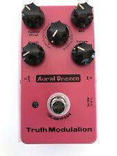 New Aural Dream Truth Modulation Digital Guitar Effect Pedal