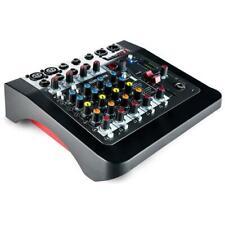 Allen & Calor ZED-6FX Mixer Compacto para 6 Canales con de Guitarra Efectos