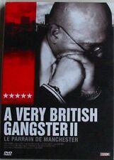 DVD A VERY BRITISH GANGSTER II - LE PARRAIN DE MANCHESTER - Donal MACINTYRE