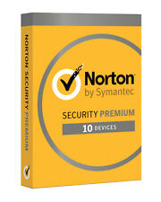 Norton by Symantec Security Premium - 10 Devices 1 Year