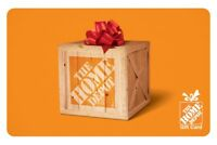 $50 The Home Depot Gift Card