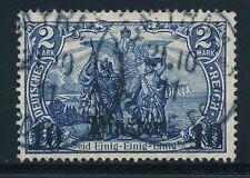 Deutsche Post in der Türkei Mi-Nr: 45 gestempelt, 10 Piaster auf 2 Mark