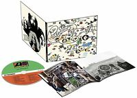 LED ZEPPELIN III REMASTERED 2014 DIGIPAK CD NEW