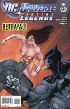 DC Universe Online Legends #19 Comic Book - DC