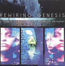 """Rewiring Genesis: A Tribute to The Lamb Lies Down On Broadway"" 2CD Spocks Beard"