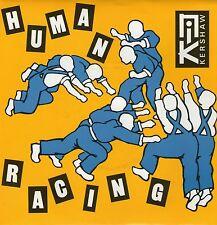 "Nik Kershaw - Human Racing - 7"" Single"