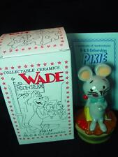 "WADE PIXIE MOUSE HANNA BARBERA 5"" TALL 1997 Ltd ed mint boxed ideal gift ref 102"