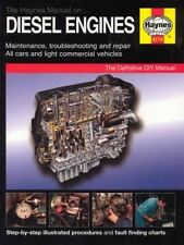 The Haynes Manual on Diesel Engines by Martynn Randall (H/B) New.