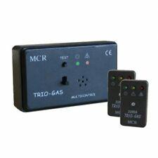 FUG104 Trio Gas multicontrol 3 allarme fughe gas soporiferi monossido gpl  CASG