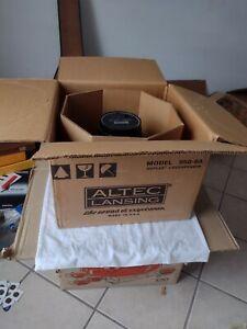 "PAIR 15"" ALTEC Duplex Speaker / 950-8A / 8 Ohm /Vtg ALTEC--NOS--RARE ALTEC 950-8"