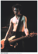 """Sid Vicious Atlanta 1978 NEW A1 Size 84.1cm x 59.4cm - approx 33"""" x 24"""" Poster"""