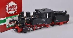 LGB 21261 Dampflok BR 99 der DR / Lok + Tender motorisiert / OVP