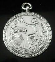 Silver Award of Merit Live Saving Society Medal, Birmingham 1931, J A Wylie & Co