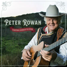 Peter Rowan : Carter Stanley's Eyes CD (2018) ***NEW***