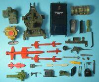 Mixed Lot 1980s ARAH GI Joe Cobra Vehicle Playset Part Piece Accessory Missiles