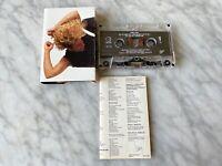 Sammy Hagar Self Titled CASSETTE Tape 1987 Geffen M5G 24144 Eddie Van Halen RARE