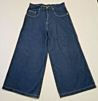 Sutter's American Legend Jeans 36 x 30 JNCO Style Skater Baggy Barrel Loose Fit