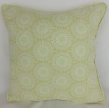 GP & J Baker Lifestyle Charlecote Fabric Pillow Cushion Cover Green Shabby Chic