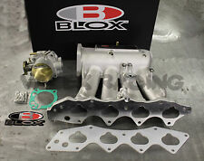 Blox Intake Manifold & 68mm Throttle Body Civic Si B16 Integra Type R B18C5 ITR