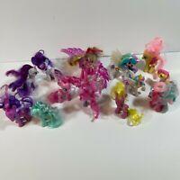 My Little Pony lot of 13  dolls Pinkie Pie Rarity Princess Celestia Fluttershy