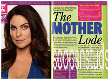 Nadia Bjorlin (Chloe Lane, Days Of Our Lives) 4 Page Soap Opera Interview [2018]