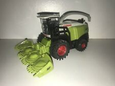 1/64 Claas 960 Jaguar Forage Harvester Chopper Custom Farm Toy Tractor